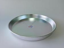 Противень алюминиевый круглый d 43 cm, h 5 cm.