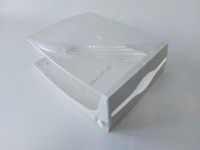 Диспенсер для паперового рушника  настінний  Y-252 прозорий(12шт)