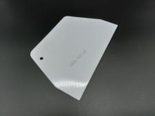 Шпатель пластм трапеція  12*19 см VT6-20216(600шт)
