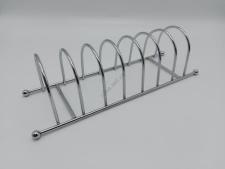 Підставка метал для обробних досок на 7 відділень 10*32см VT6-20247(60шт)
