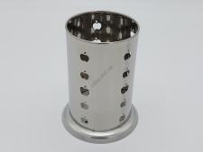 Стійка нерж для кухон.приладдя 10*16 см  Яблуко  VT6-20329(120шт)