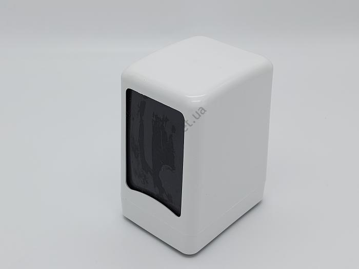 Диспенсер для серветок пл. вертикальний. GL-01 (24шт)