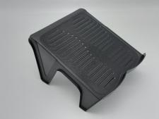 Полка взуттєва  на 1-пару чорна D08007  (32шт)