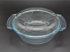 СВЧ Каструля кругла з/кришкою 2,4л pn so 240а (6 шт)